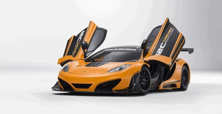 2012 McLaren MP4-12C Can-An Edition racing concept 471646