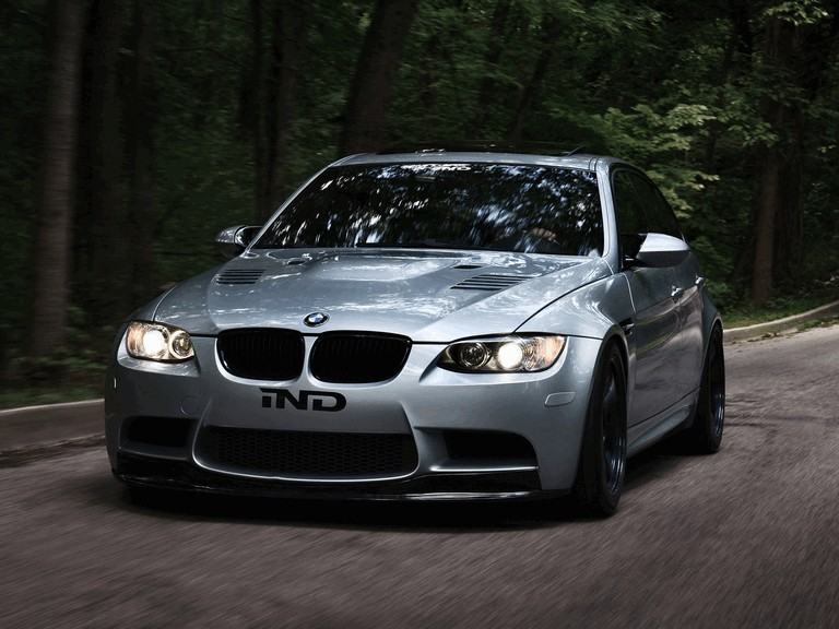 2012 BMW M3 ( E90 ) Silverstone by IND Distribution 355037
