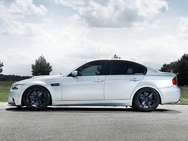 2012 BMW M3 ( E90 ) Silverstone by IND Distribution 355042
