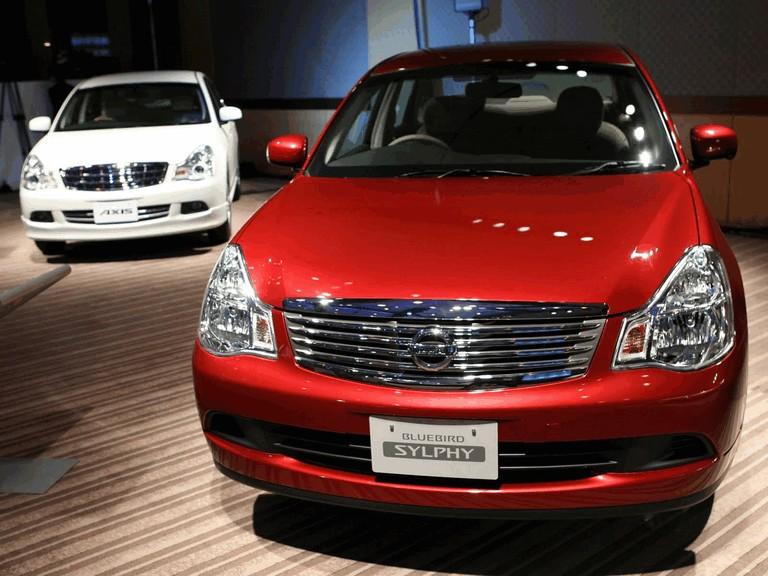 2006 Nissan Bluebird Sylphy japanese version 214519