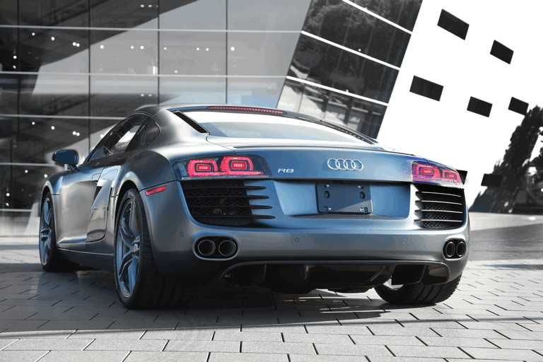 2012 Audi R8 Exclusive Selection Editions Usa Version 355071