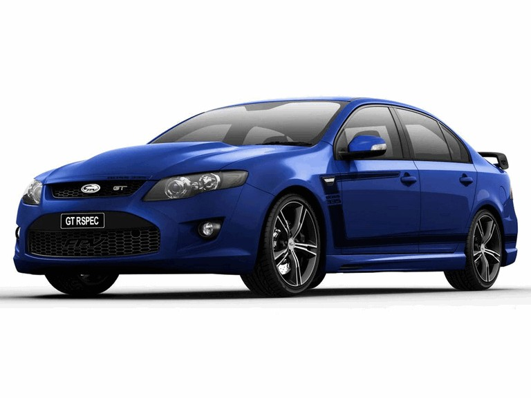 2012 Ford Falcon GT RSPEC Limited Edition by FPV 355079