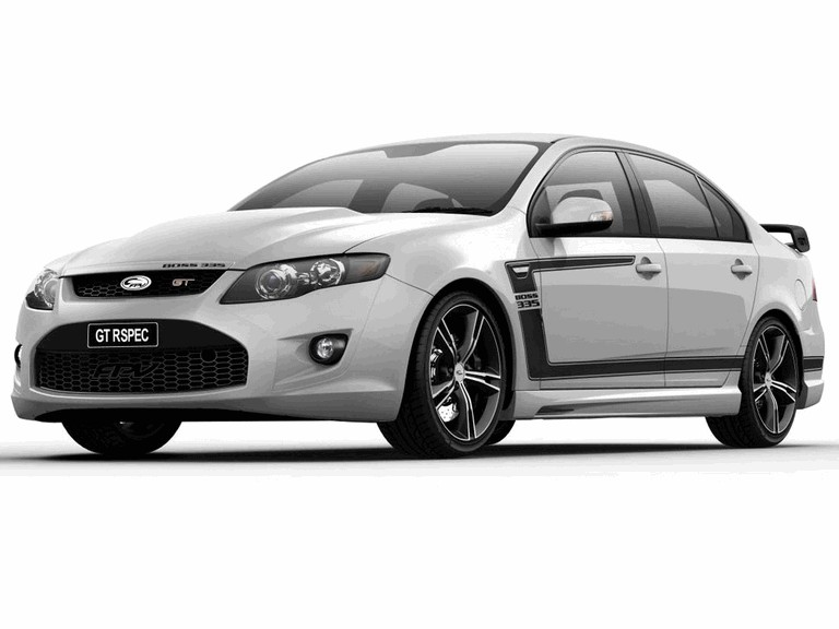 2012 Ford Falcon GT RSPEC Limited Edition by FPV 355081
