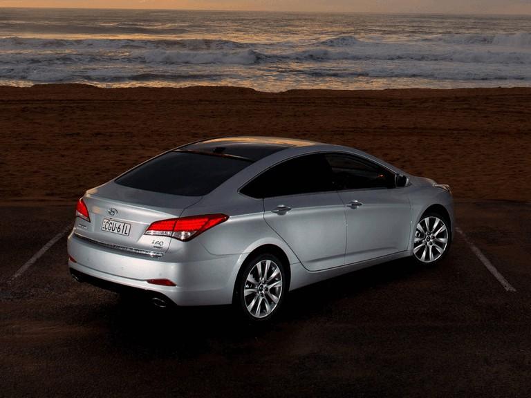 2012 Hyundai i40 sedan - Australian version 355092
