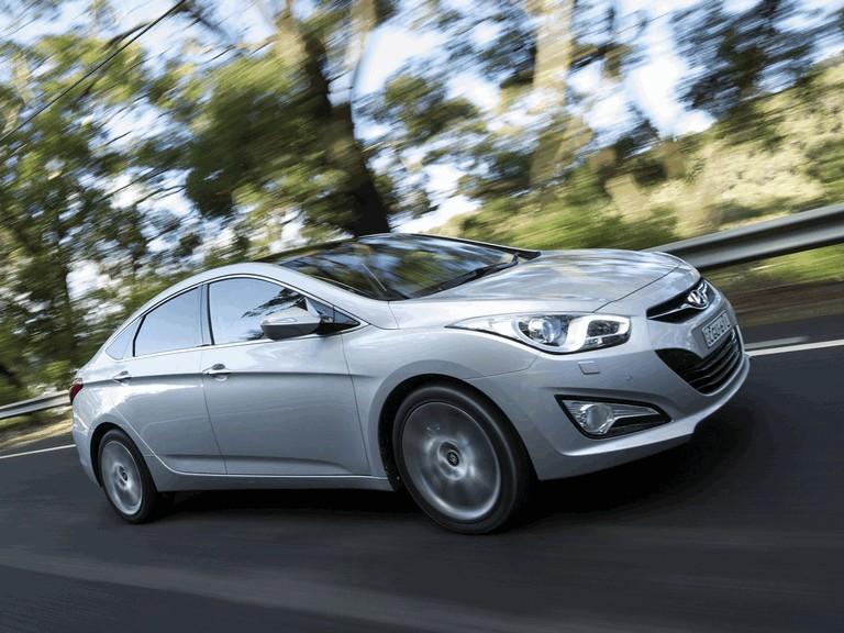 2012 Hyundai i40 sedan - Australian version 355096