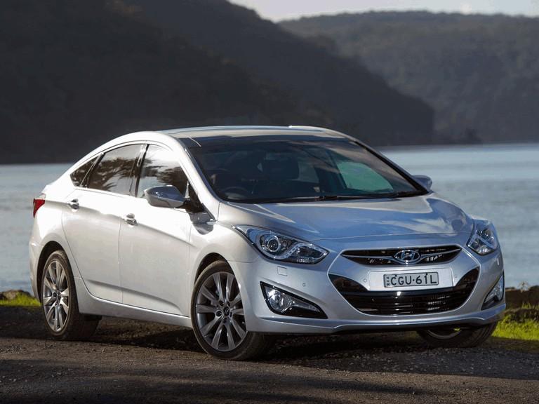 2012 Hyundai i40 sedan - Australian version 355100