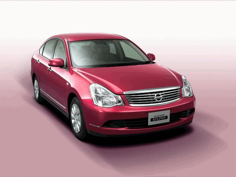 2006 Nissan Bluebird Sylphy 15M japanese version 214520