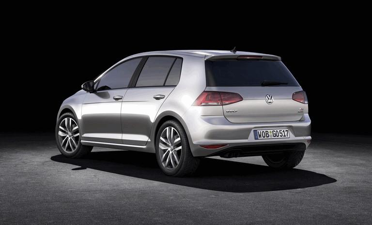 2012 Volkswagen Golf ( VII ) TSI BlueMotion 355120