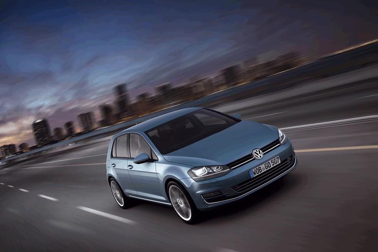 2012 Volkswagen Golf ( VII ) TSI BlueMotion 355124