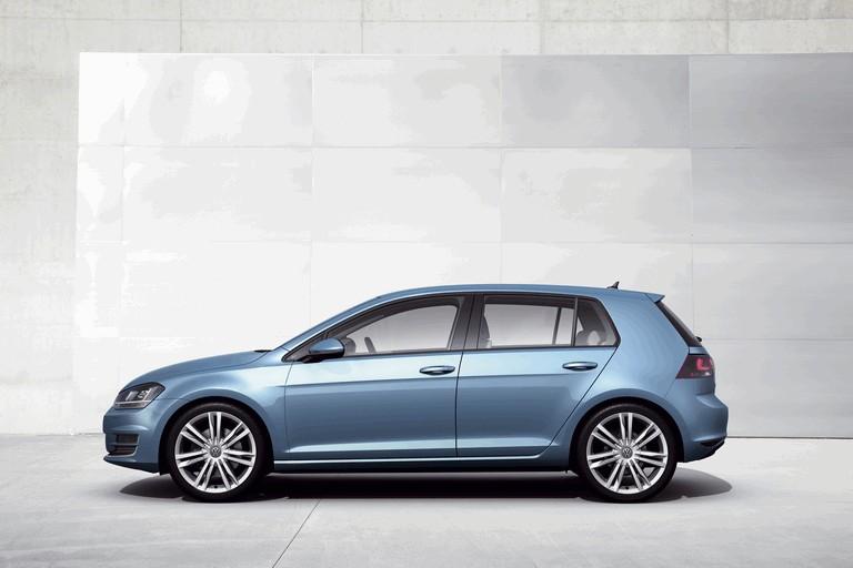 2012 Volkswagen Golf ( VII ) TSI BlueMotion 355128