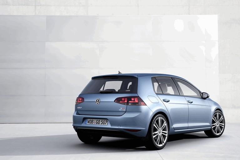 2012 Volkswagen Golf ( VII ) TSI BlueMotion 355129