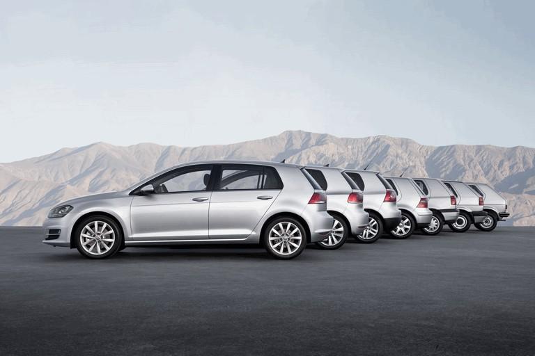 2012 Volkswagen Golf ( VII ) TSI BlueMotion 355136