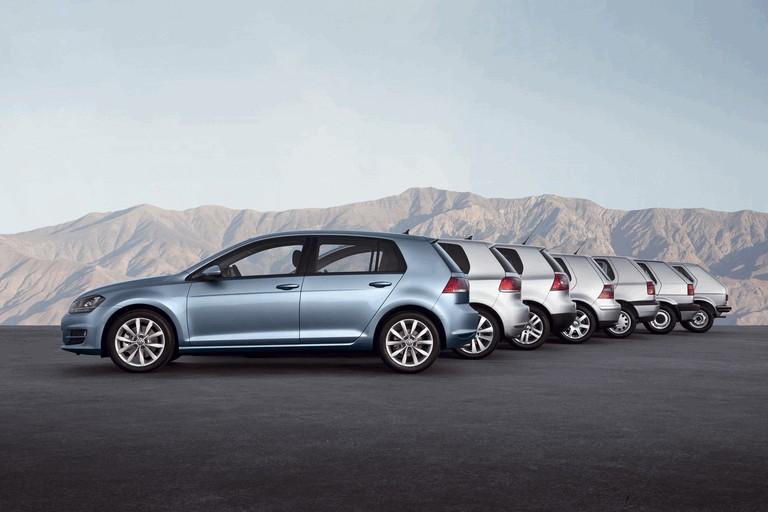 2012 Volkswagen Golf ( VII ) TSI BlueMotion 355137