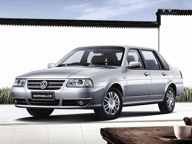2008 Volkswagen Santana Vista 355262