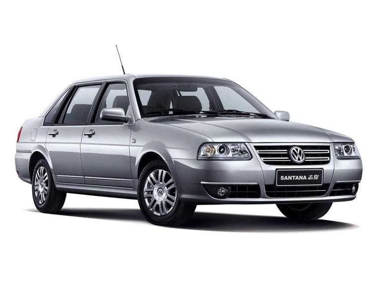 2008 Volkswagen Santana Vista 355263