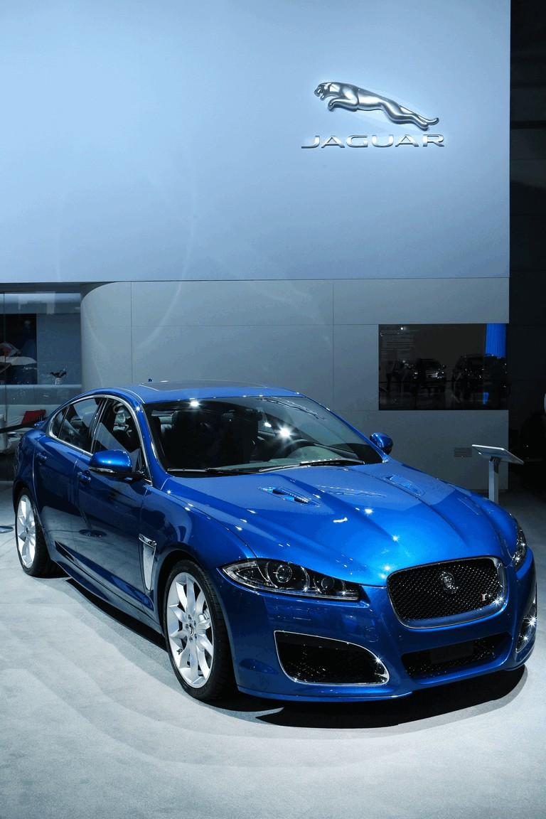 2012 Jaguar XFR Speed Pack 355317