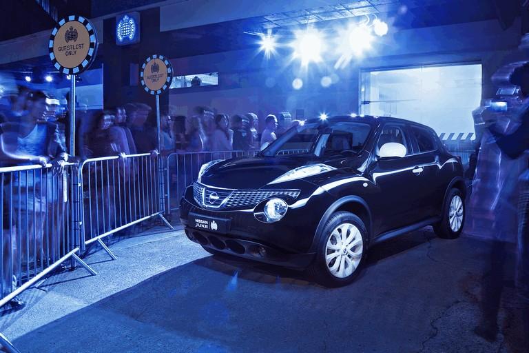 2012 Nissan Juke ( YF15 ) Ministry of Sound 355607