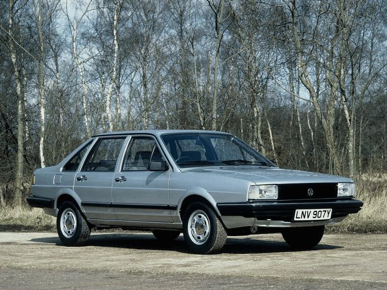 1981 Volkswagen Santana - UK version 355786
