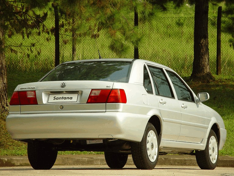 1998 Volkswagen Santana - Brasil version 355788