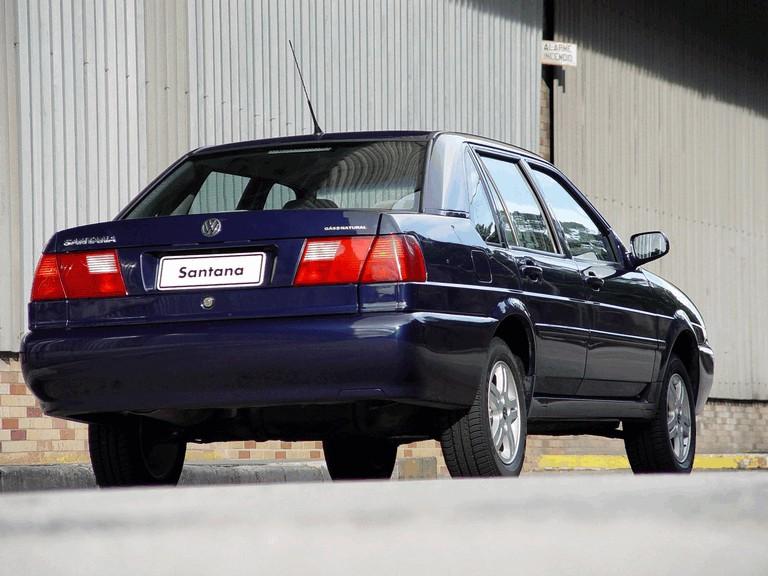1998 Volkswagen Santana - Brasil version 355791