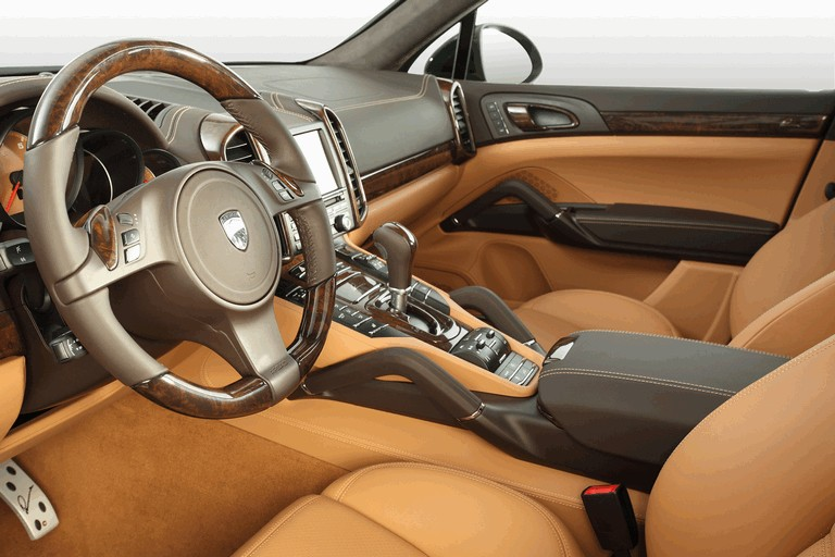 2012 Porsche Cayenne ( 958 ) by Lumma Design 355846