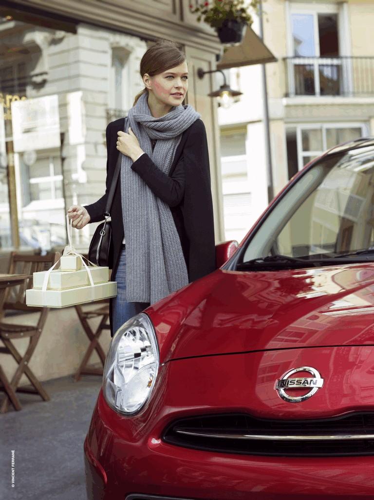 2012 Nissan Micra ELLE 355902