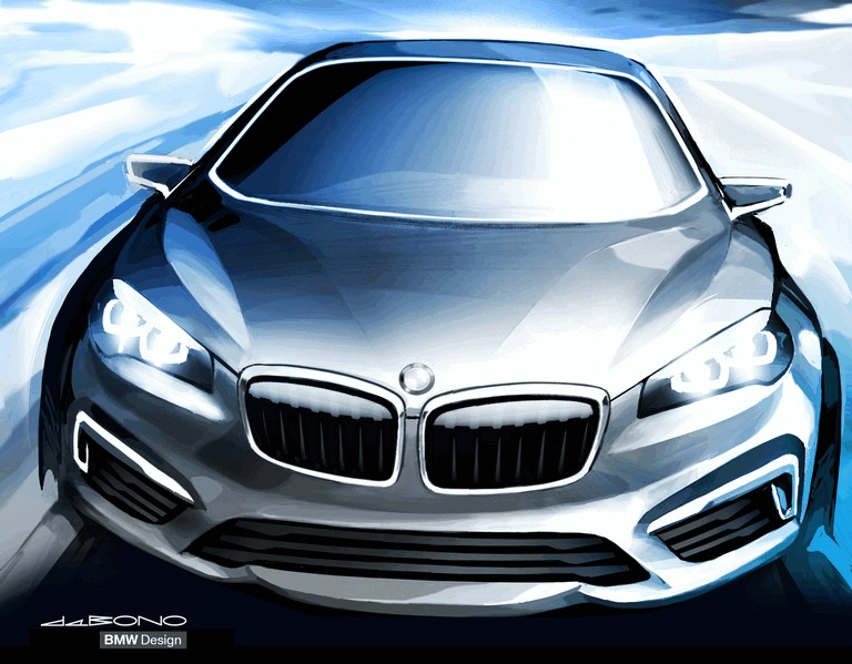 2012 BMW Concept Active Tourer 356398