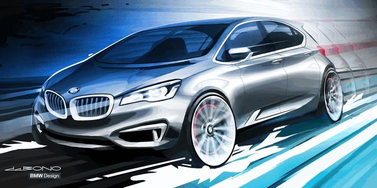 2012 BMW Concept Active Tourer 356399