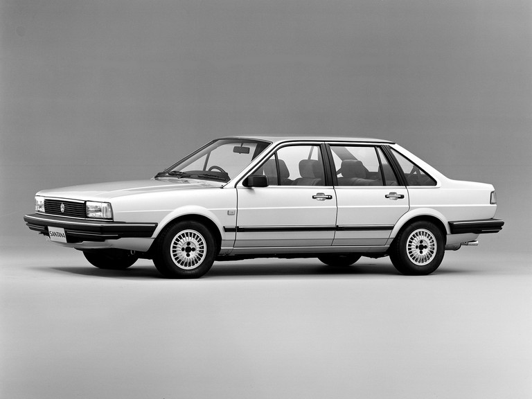 1984 Volkswagen Santana - Japan version 510139