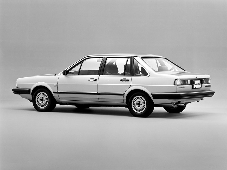 1984 Volkswagen Santana - Japan version 510140