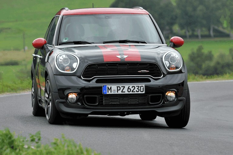 2012 Mini Countryman JCW 356456