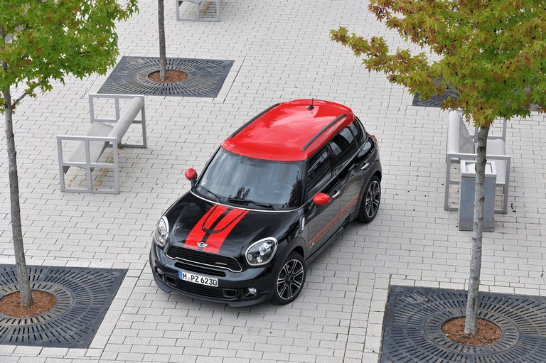 2012 Mini Countryman JCW 356492