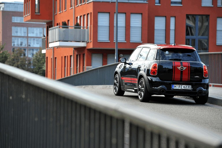 2012 Mini Countryman JCW 356503