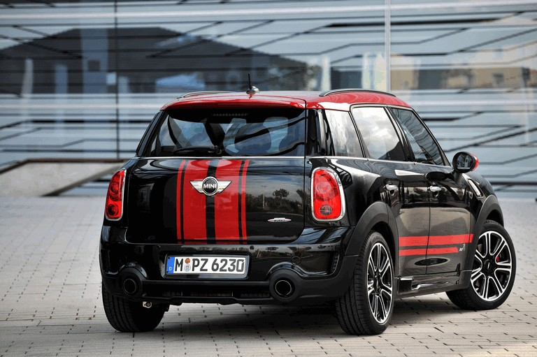 2012 Mini Countryman JCW 356538