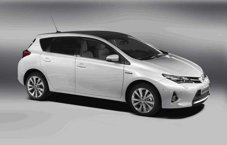 2012 Toyota Auris Hybrid 359278
