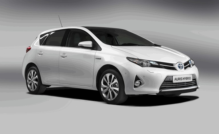 2012 Toyota Auris Hybrid 359279