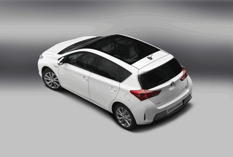2012 Toyota Auris Hybrid 359281