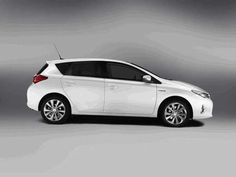 2012 Toyota Auris Hybrid 359282