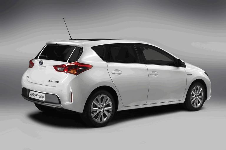 2012 Toyota Auris Hybrid 359283