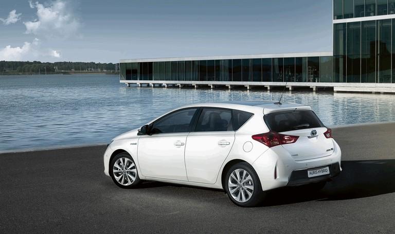 2012 Toyota Auris Hybrid 359288