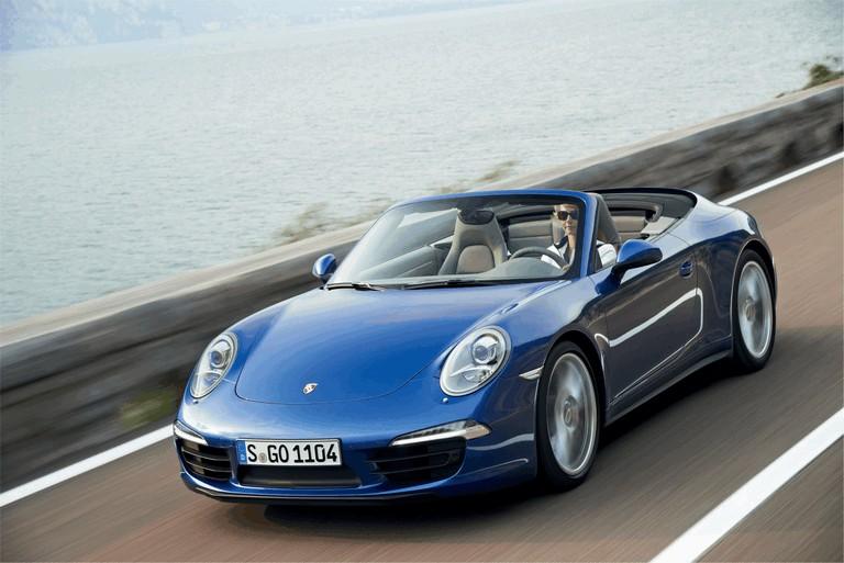 2012 Porsche 911 ( 991 ) Carrera 4 cabriolet 368334