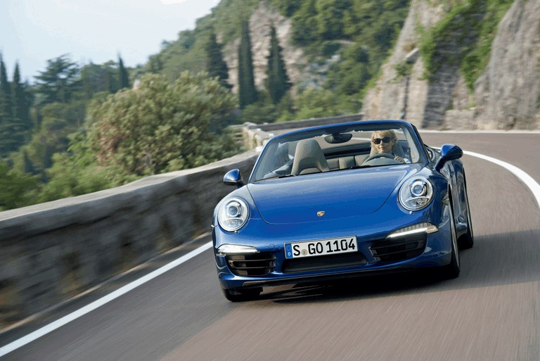 2012 Porsche 911 ( 991 ) Carrera 4 cabriolet 368335