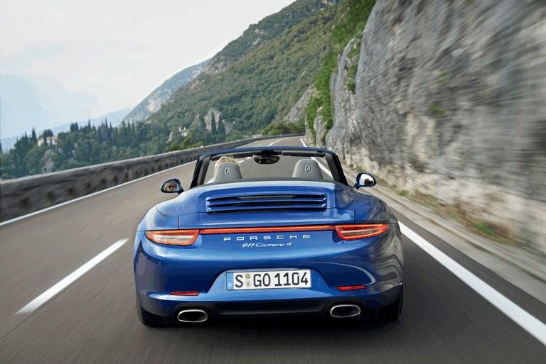 2012 Porsche 911 ( 991 ) Carrera 4 cabriolet 368336