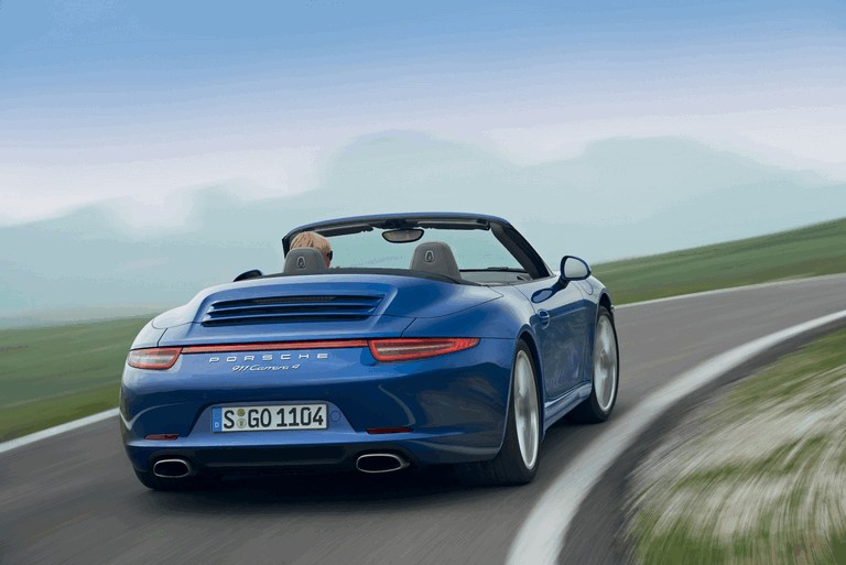 2012 Porsche 911 ( 991 ) Carrera 4 cabriolet 368338