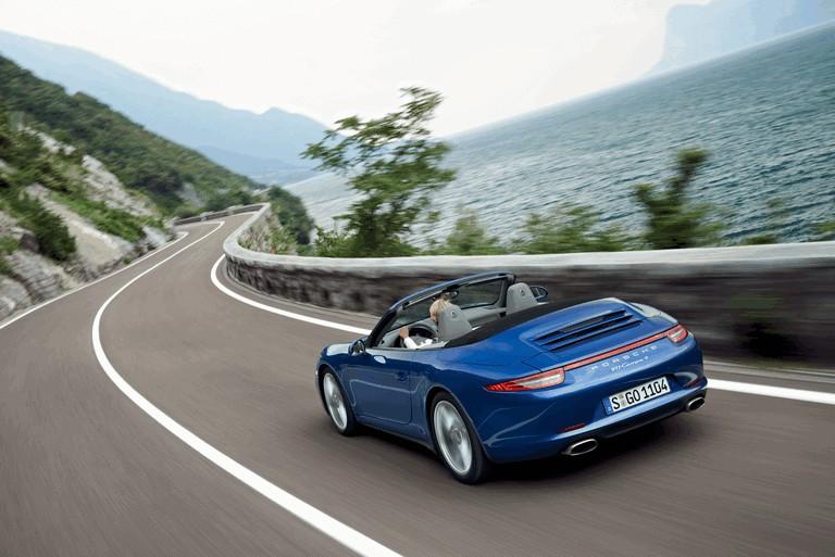 2012 Porsche 911 ( 991 ) Carrera 4 cabriolet 368339