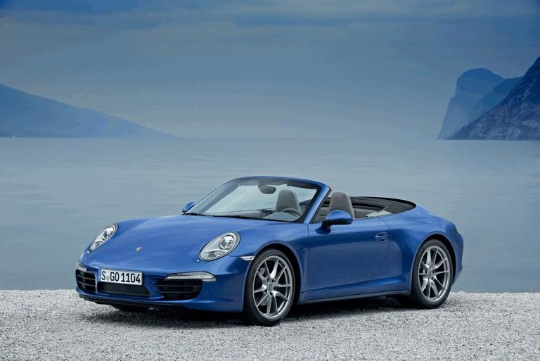 2012 Porsche 911 ( 991 ) Carrera 4 cabriolet 368340