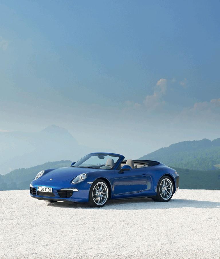 2012 Porsche 911 ( 991 ) Carrera 4 cabriolet 368341