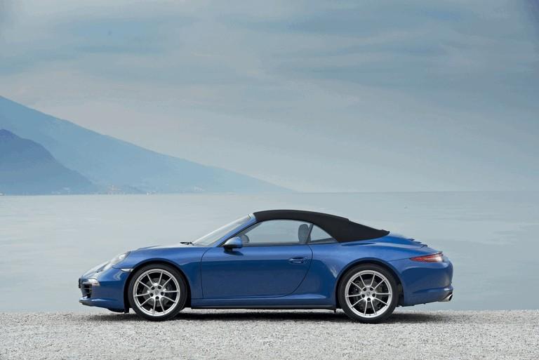 2012 Porsche 911 ( 991 ) Carrera 4 cabriolet 368344