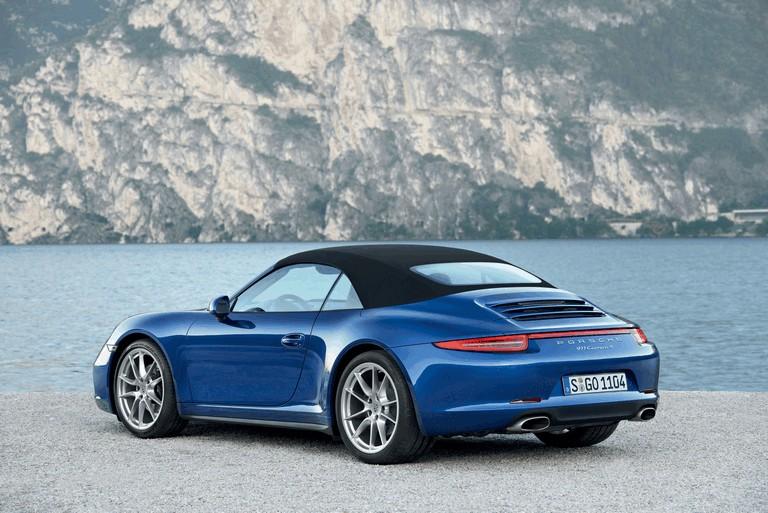 2012 Porsche 911 ( 991 ) Carrera 4 cabriolet 368345