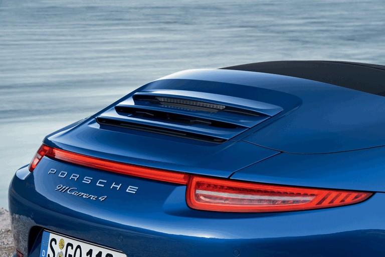 2012 Porsche 911 ( 991 ) Carrera 4 cabriolet 368347